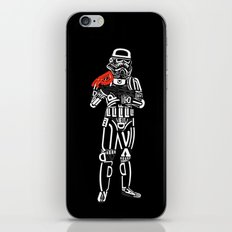 sanstrooper iPhone & iPod Skin