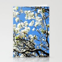 Dogwood In The Sky Stationery Cards