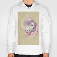 Unicorn Moon Hoody