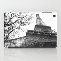 eiffel tower iPad Case