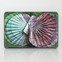 Archetypal Maritime Structures iPad Case