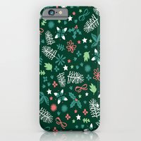Have A Holly Jolly Chris… iPhone 6 Slim Case