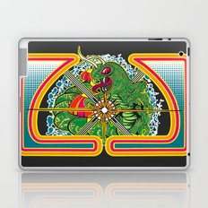 Classic Centipede Woodcut Laptop & iPad Skin