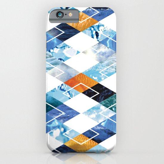 Argyle Aquarium iPhone & iPod Case