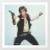 Han Solo - StarWars - Pantone Swatch Art Art Print