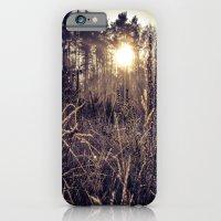 iPhone & iPod Case featuring Golden hour  by Julia Kovtunyak