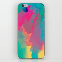 The Colors Mix iPhone & iPod Skin