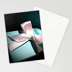PMS 1837 [Tiffany Blue] Stationery Cards