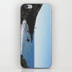 Yaquina Head Lighthouse Couple iPhone & iPod Skin