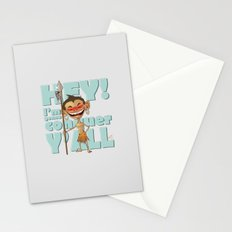 Little Conqueror Stationery Cards