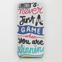 iPhone & iPod Case featuring GAME by eugeniaclara