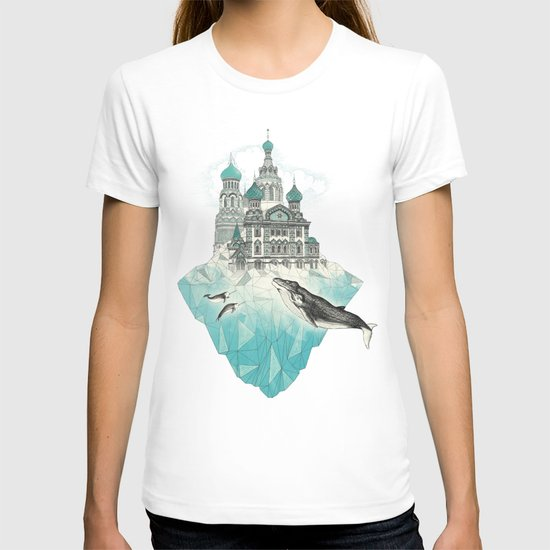 st peters-burg T-shirt