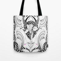 The Garden# 17 Tote Bag