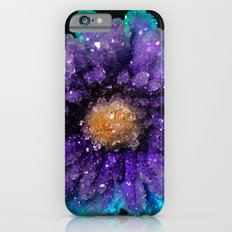 Crystalized Flowers Slim Case iPhone 6s