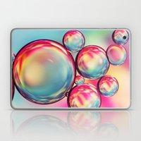 Rainbow Oil Drops II Laptop & iPad Skin