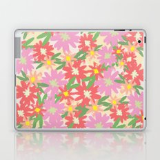 floral party Laptop & iPad Skin