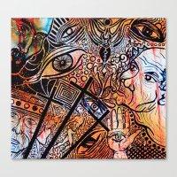 Vision Canvas Print