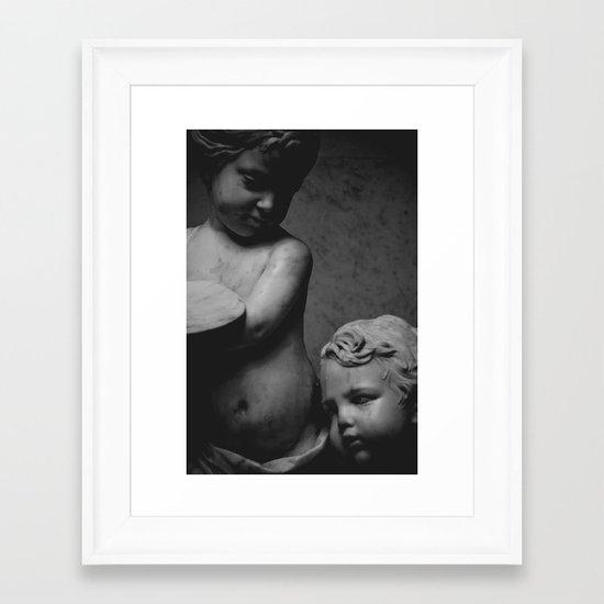 Endless Youth  Framed Art Print