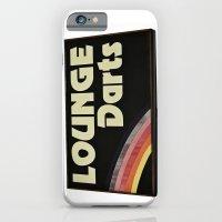 Lounge Darts sign iPhone 6 Slim Case