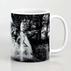 Day Of The Dead Wedding Couple Mug