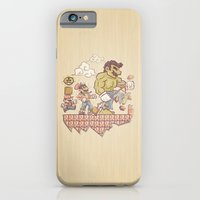 iPhone & iPod Case featuring Radioactive Mushroom by Patrick Zedouard c0y0te7