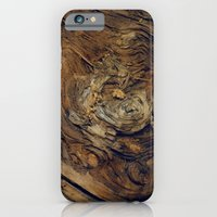 Bark Patterns iPhone 6 Slim Case