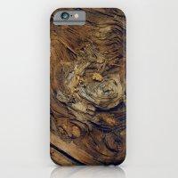 Bark Patterns iPhone 6 Slim Case