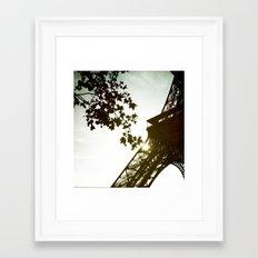 Last Day Framed Art Print