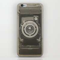 Vintage Kodak iPhone & iPod Skin