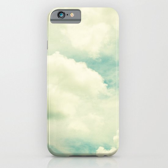 Clouds iPhone & iPod Case
