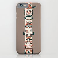 TOTEM POLE iPhone 6 Slim Case