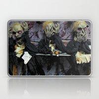 Hear No Evil, See No Evil, Speak No Evil Laptop & iPad Skin