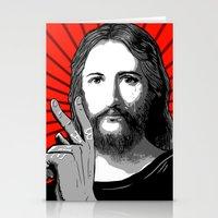 Jesus Bane #00 Stationery Cards