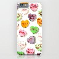 Awkward Conversation Hea… iPhone 6 Slim Case