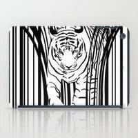 Tigers Extinct In 12 Yea… iPad Case