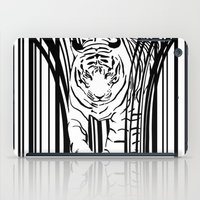 Tigers extinct in 12 years? iPad Case