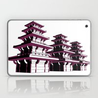 Pagoda Laptop & iPad Skin
