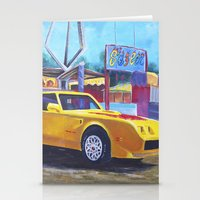Sizzler Stationery Cards