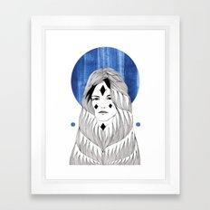 Winter Hymn Framed Art Print