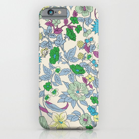 floral garden - spring iPhone & iPod Case