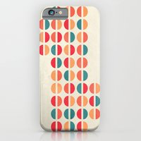 iPhone & iPod Case featuring halfsies I by Dot Handmade