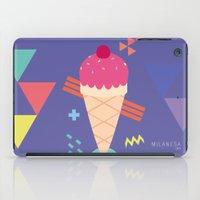 Ice Cream II iPad Case