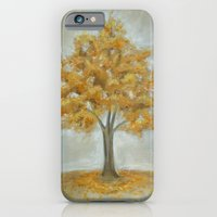 iPhone & iPod Case featuring Ginkgo Tree by Christa Rosenkranz