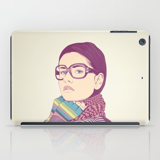 Just know who I am.... iPad Case