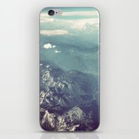 Aerial View Of The Frenc… iPhone & iPod Skin