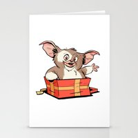 Gizmo Gift Stationery Cards