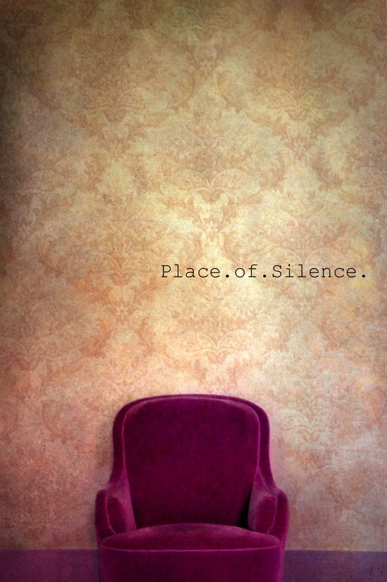 place of silence Art Print