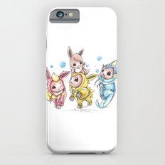 Bursting Bubbles iPhone 6 Slim Case