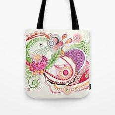 Spring tangle Tote Bag