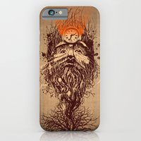 iPhone & iPod Case featuring Human Nature by Inaki Gonzalez